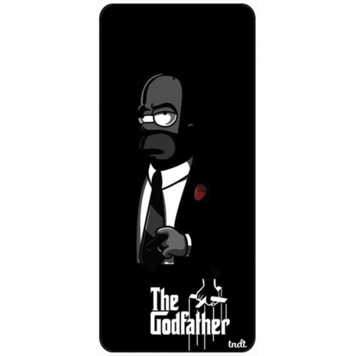 Los Simpson Homero The Godfather
