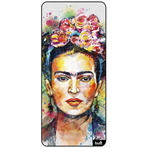 Girl Frida Kahlo Paint