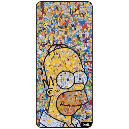 Los Simpson Homero Collage