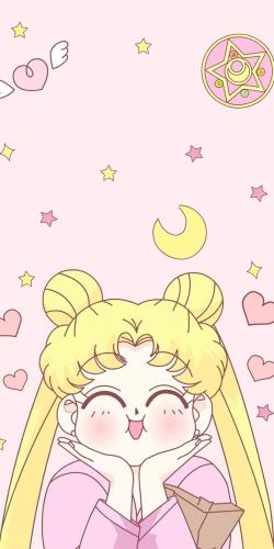 2429f7cd990 Sailor Moon rosa - Anime - TNDT