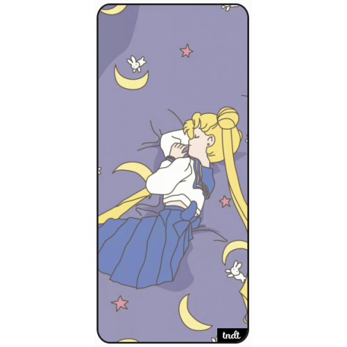 Sailor Moon Durmiendo