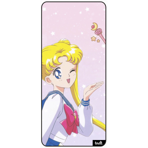 Sailor Moon Guiño Rosa