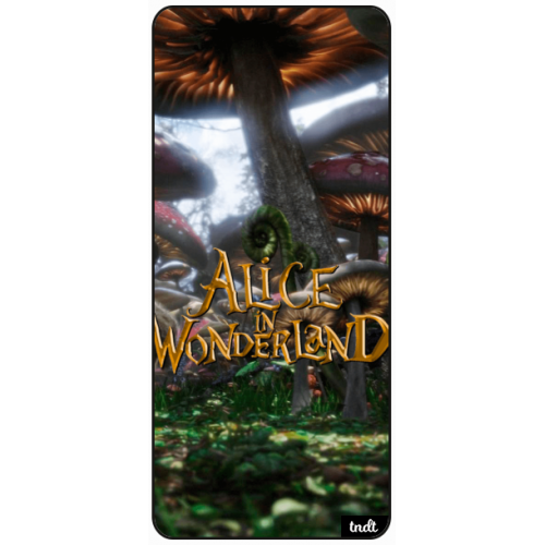 Alicia in Wonderland