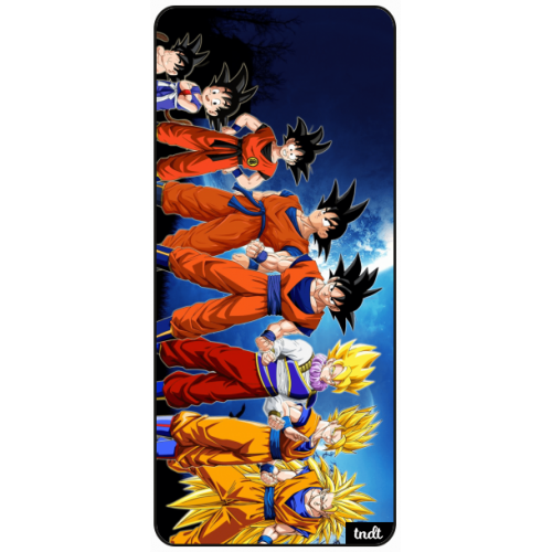 Dragon Ball Goku Vida