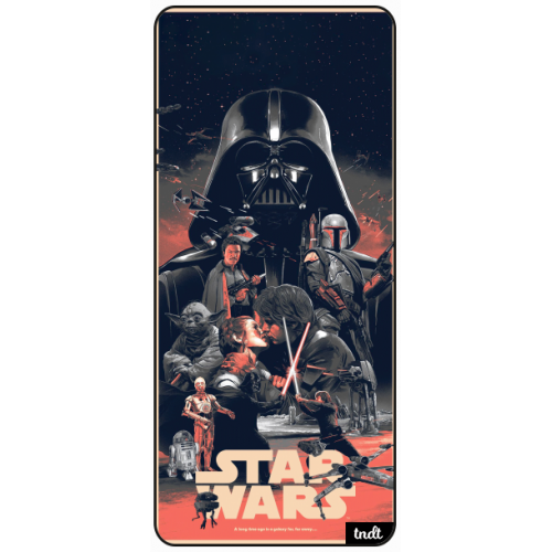 Star Wars Triology Poster