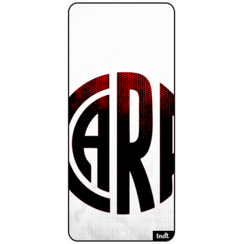 River Escudo CARP Fabric Blanco