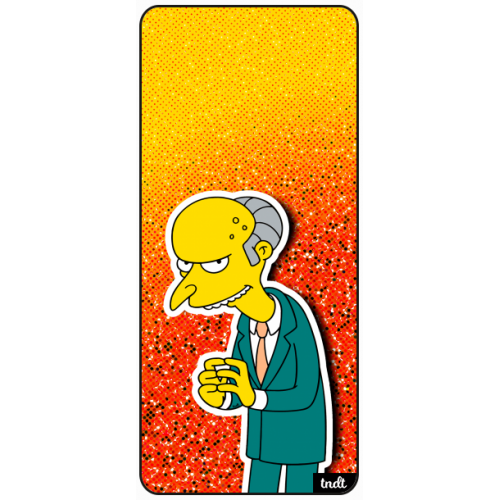 Los Simpson Joy Mr Burns Excelente