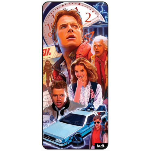 Back to the future Collage