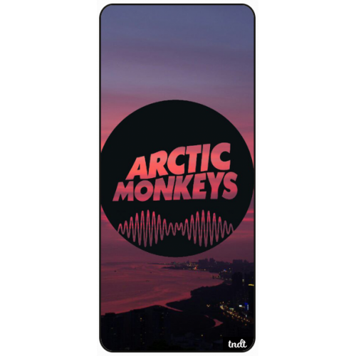 Arctic Monkeys Sunset