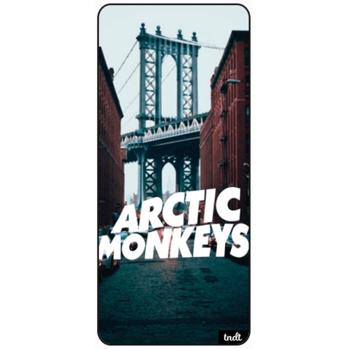 Arctic Monkeys Brooklyn Bridge