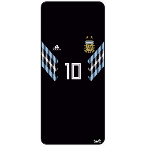 Argentina Messi Alterna 2018