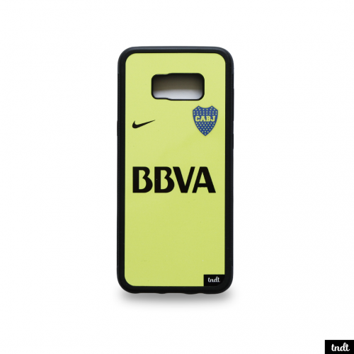 Boca Camiseta BBVA Alternativa Amarilla